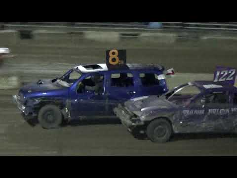 USA Autocross Championship 2018  B Main  (Saline,Michigan)