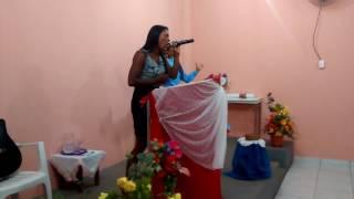 Louvor Irmã Cristiane - Musica Precisa ter Fé - 22/05/2016