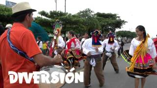Carnaval de colores Sacha 2017