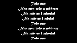 Oonagh: Tolo nan (mit lyrics)