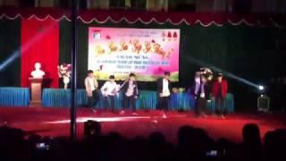 Not Today - BTS Dance Cover Văn nghệ trại hè THPT Trần Phú