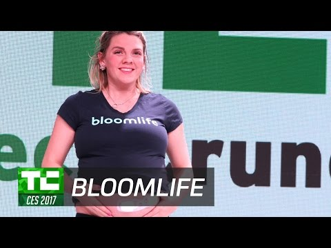Bloomlife is Redesigning Prenatal Care at CES 2017