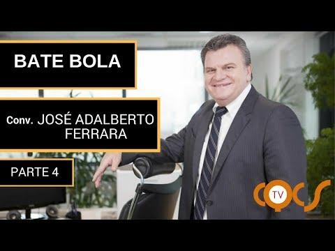 Imagem post: Bate Bola – José Adalberto Ferrara – Parte 4