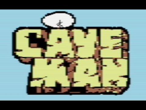 RETROJuegos Homebrew - Caveman © 2020 Arla Games Commodore 64