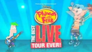 Disney's Phineas and Ferb Live!