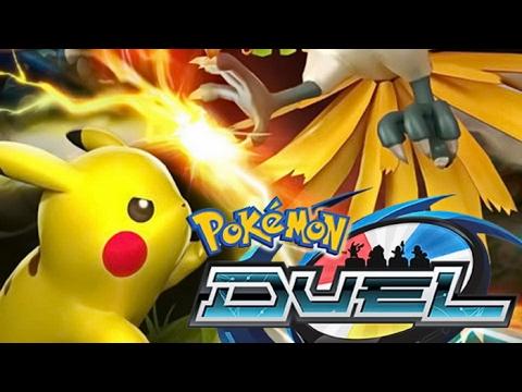 Pokémon Duel Review (Prezentare joc pe Sony Xperia XA/Joc Android)