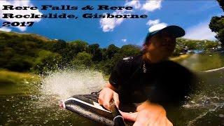 Rere Falls & Rere Rockslide, Gisborne