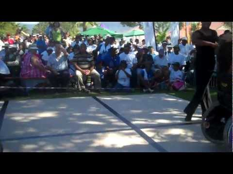 South Africa – Wheelchair Ballroom: Rumba