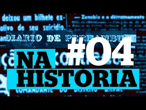 Diario na História #04 l fatos marcantes que foram notícia no DP