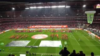 112 anos Do Sport Lisboa e Benfica