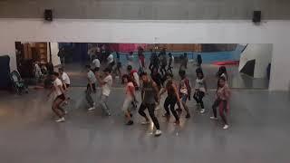 Pa Arriba Pa Abajo Lento Lento - NFasis - Choreography by @tatodance