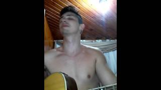 tudo por nada- Paulo Ricardo (junior macedo) cover