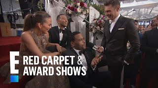 "John Legend Explains How He Joined ""La La Land"" 