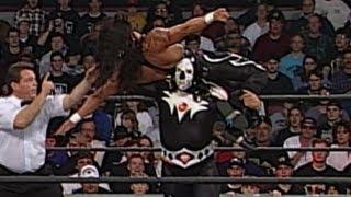 Juventud Guerrera vs. La Parka: Nitro, March 24, 1997