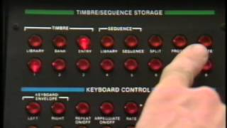 1.2 - Synclavier - Video Cassette  - [ VELOCITY / PRESSURE SENSITIVE KEYBOARD ]