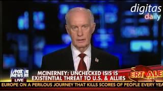 Lt. General McInerney Warns of New 9/11 Event