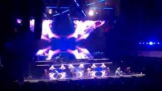 Nicki Minaj Pound the Alarm live Frankfurt Festhalle The Pinkprint Tour 2015