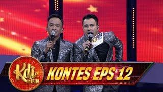 WOW! KDI 2018 Malam Ini Semakin Ramai & Meriah - Kontes KDI Eps 12 (21/8)