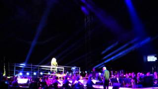 """Barbra Streisand Live in Israel """"Rose's Turn / Some People / Don't Rain on My Parade"""""""
