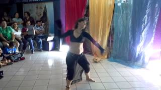 Ranya Hamed Bellydance - Performance 17.08.2014 -