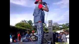 Freeman - Ndiani (Live in the UK) HKD Zimbabwe's Zim Dancehall Doctor| Stixx Media width=