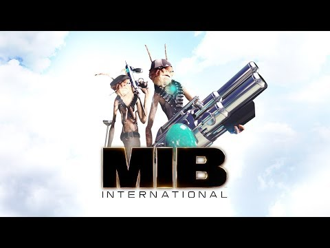 MEN IN BLACK: INTERNATIONAL. Partida de cartas contra la escoria del Universo. En cines 14 de junio