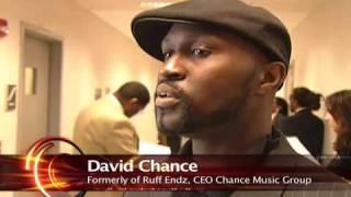 Ruff Endz Member Comes to Morgan Career Fair