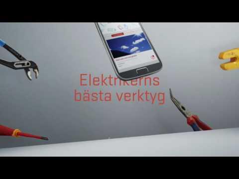 Premiär för Elrätt Idébanken - Elektrikerns bästa verktyg!