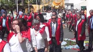 PROCISSÃO DA FESTA DO S.S.S - PORTO DA CRUZ - MADEIRA