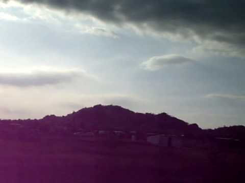 Approaching Sun City