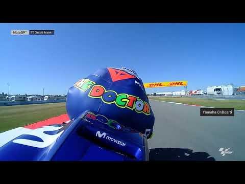 Dutch GP: Yamaha OnBoard