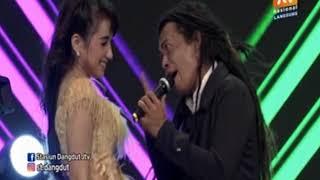 Lely Yuanita Feat Sodiq Senyum Dan Perang Om New D'Lel Band Stasiun Dangdut Rek