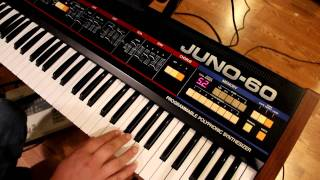 Early '80s Electro Funk with Juno-60 & LinnDrum