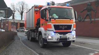 WLF AB-Rüst, TLF 16/25 & LF 20/16 Feuerwehr Rendsburg