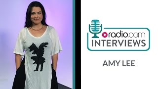 Evanescence's Amy Lee Talks Covers