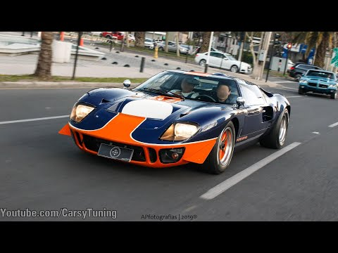 Salidas del Cars and Coffee Chile Hall of Fame 2019 - Diablo VT, Brabus 760, Ford GT40 y varios mas!