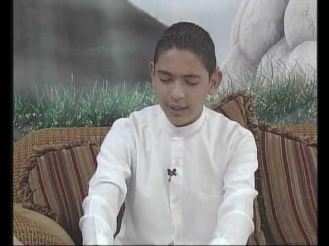 Entrevista a Carlos Iglesias el joven predicador en Enlace Nicaragua. (Segunda Parte).
