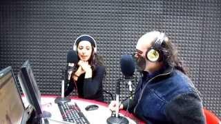 Big wave in radio (Radio Canale 4) con Raffaella Modugno