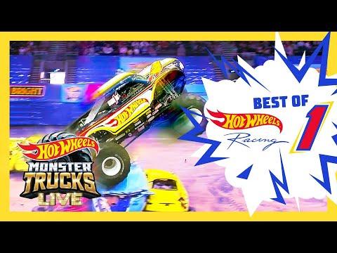 HOT WHEELS #1 RACER CHALLENGE! 🏁 | Monster Trucks LIVE | Hot Wheels