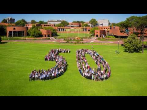 Time-lapse of Curtin staff getting into shape!