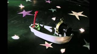 Surfing on a Rocket Stop Motion