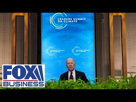 Live: Biden, World Leaders participate in climate change summit