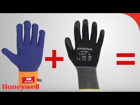 Picguard Urban Gloves | Honeywell