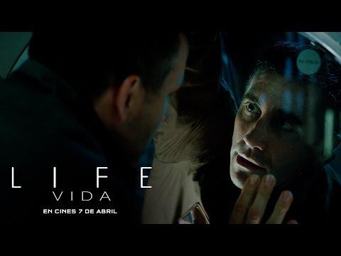 LIFE (VIDA). La vida siempre encuentra una salida. En cines 7 de abril.
