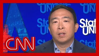 Andrew Yang on SNL's Shane Gillis' comments: Racial epithets hurt, but it's different with comedians
