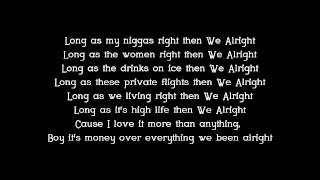 Lil Wayne   We Alright Ft  Birdman & Euro Lyricshd720