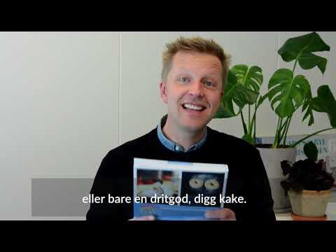 «Mine favoritter fra Kakekrigen» av Fridtjof Nilsen. Gode klassiske oppskrifter!