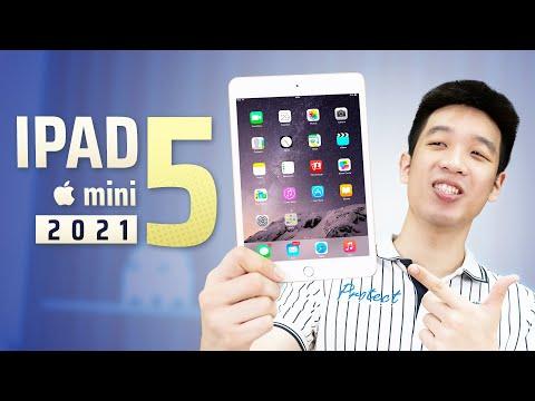 iPad Mini 5 2021: Sắp ra Mini 6 rồi còn nên mua không?