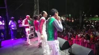 Aroma Caribeno Carnaval de Bonao incondicional (cover live)