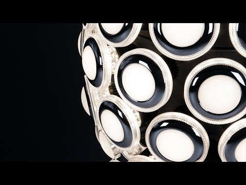 Iconic Eyes lamp by Bernhard Dessecker for Moooi | Design | Dezeen